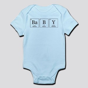 BaBY [Chemical Elements] Infant Bodysuit